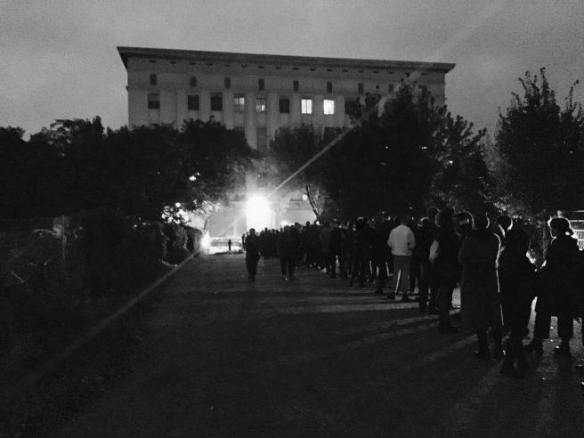 Tod im Berghain